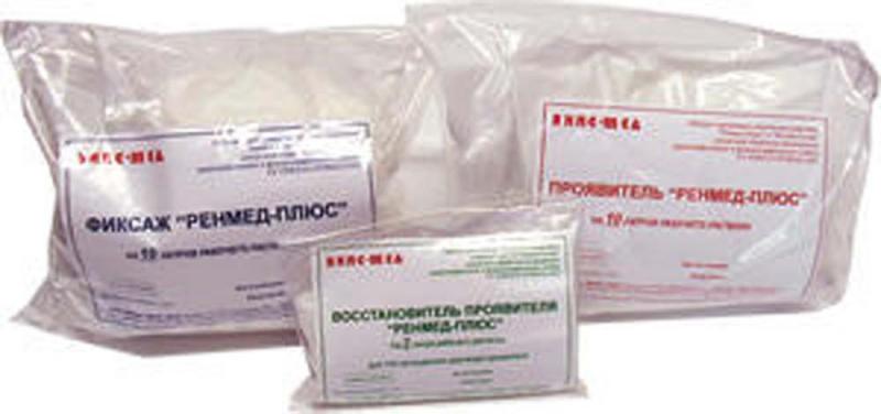 Химические реактивы для ручной обработки