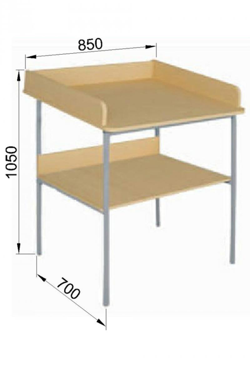 Стол пеленальный Э-070-СП